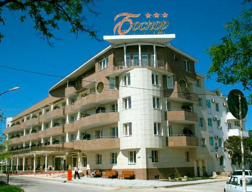 Гостиницы Анапы среднего уровня