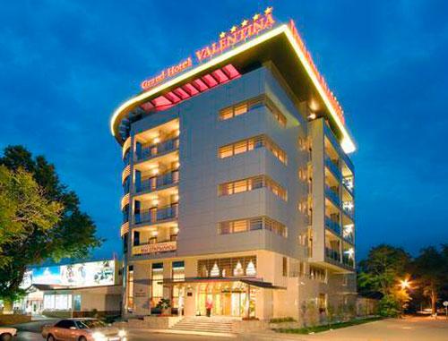 Пятизвездочные отели и бутики  Анапы