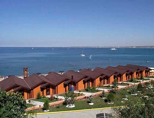 В частном секторе Анапы сдается благоустроенное жилье возле моря.
